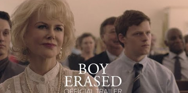 Boy Erased (Trailer)