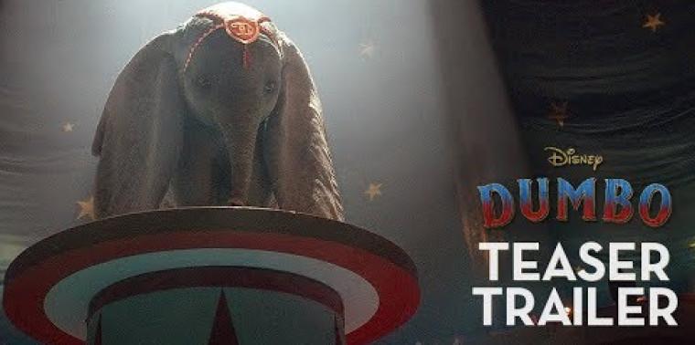 Dumbo (2019) (Trailer)