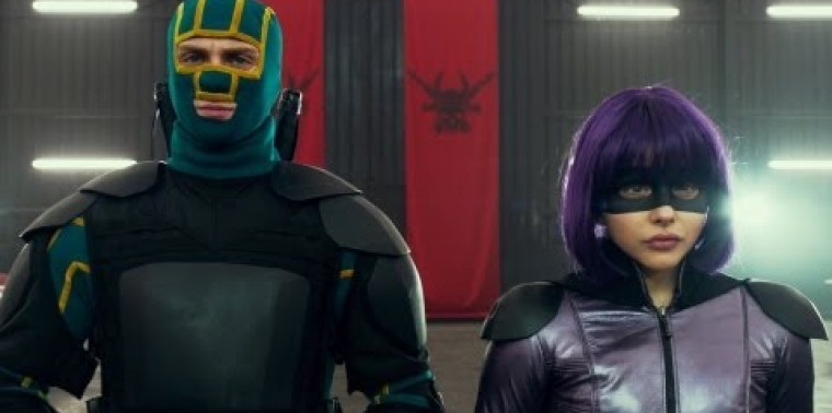 Kick-Ass 2 (Trailer)