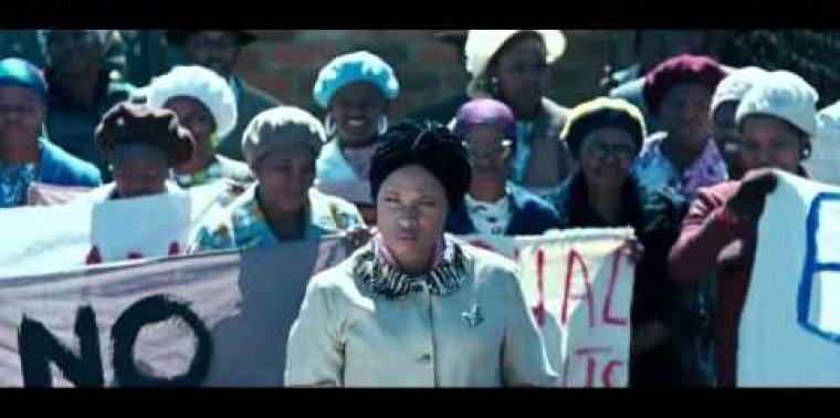 Winnie Mandela (Trailer)