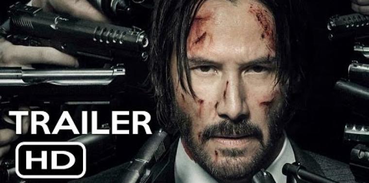 John Wick: Chapter 2 (Trailer)