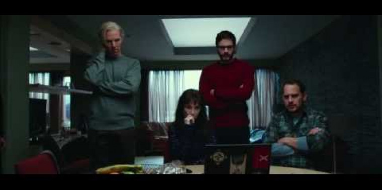 The Fifth Estate (Trailer)