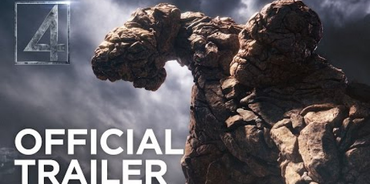 Fantastic Four (Trailer)