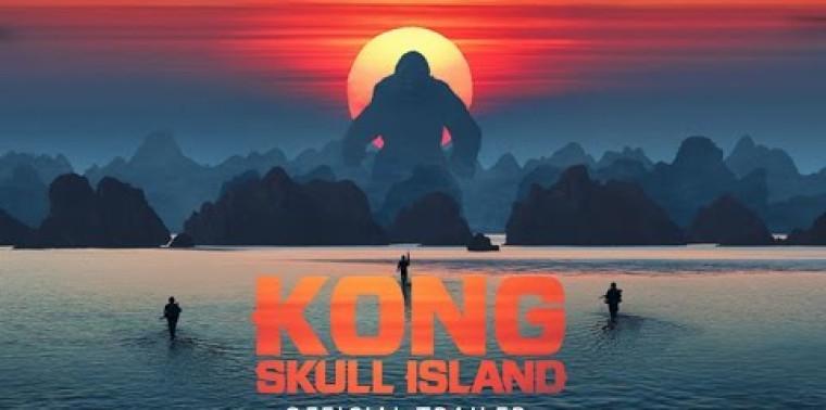 Kong: Skull Island (Trailer)