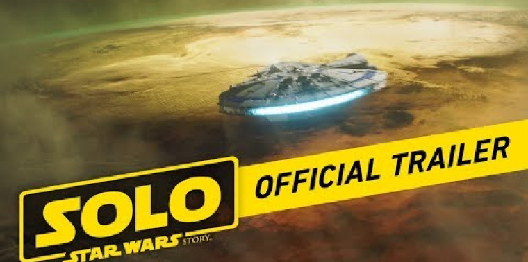 Solo: A Star Wars Story (Trailer)