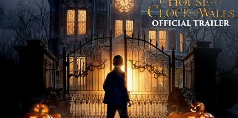 The House With a Clock in Its Walls (Trailer)