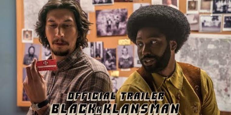 BlacKkKlansman (Trailer)