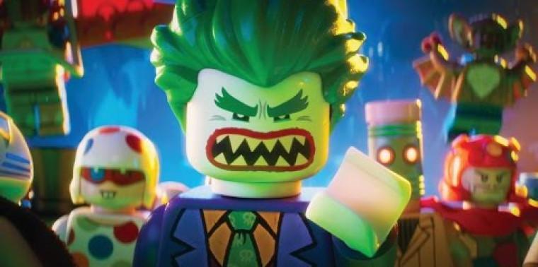 The Lego Batman Movie (Trailer)
