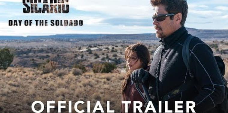 Sicario: Day of the Soldado (Trailer)