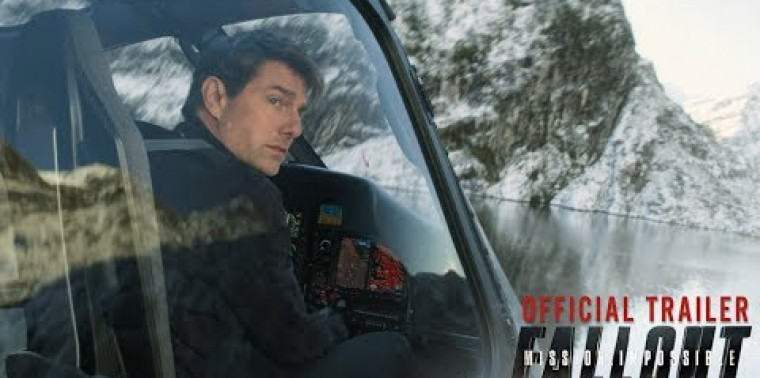 Mission Impossible: Fallout (Trailer)