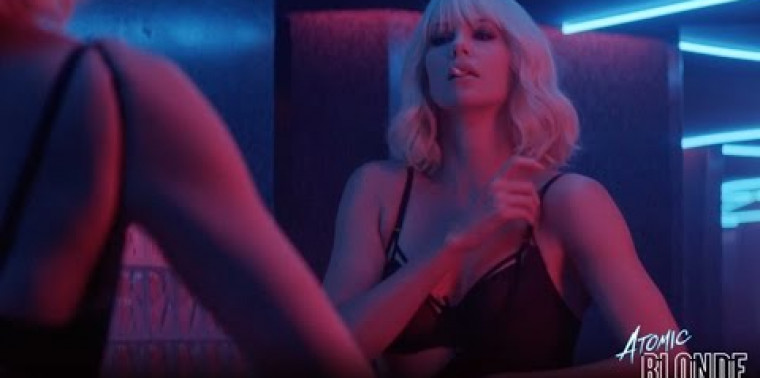 Atomic Blonde (Trailer)