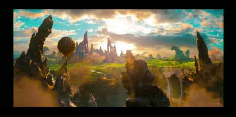 Oz the Great and Powerful (Trailer)