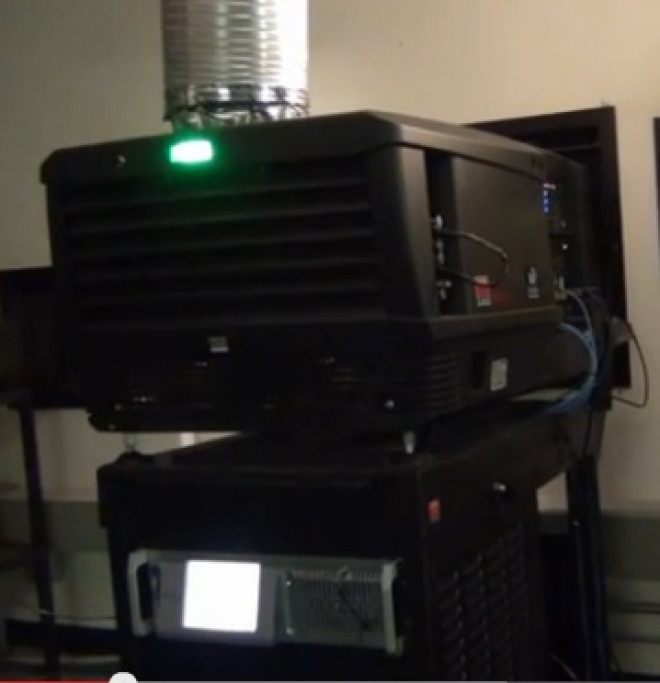In Defense of Digital Projection