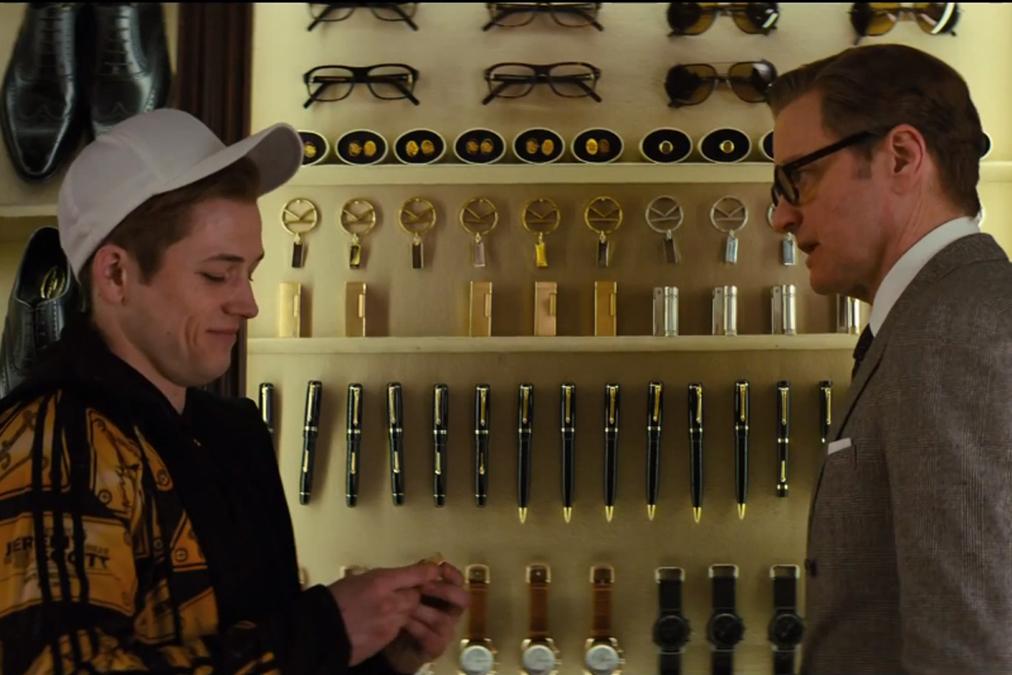 Kingsman The Secret Service Q A With: Kingsman: The Secret Service Movie Review » Film Racket