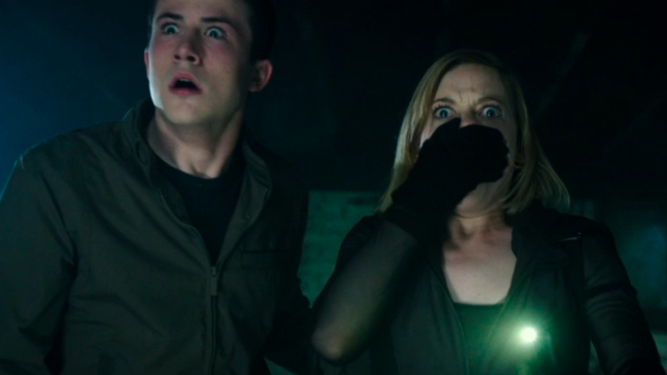 Image result for dont breathe stills